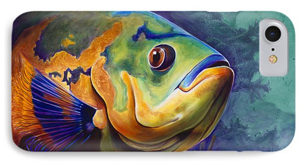 Enchanted Reef Phone Case by Scott Spillman