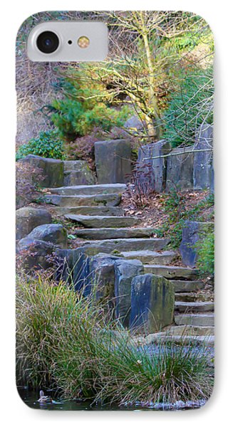 Enchanted Stairway Phone Case by Athena Mckinzie