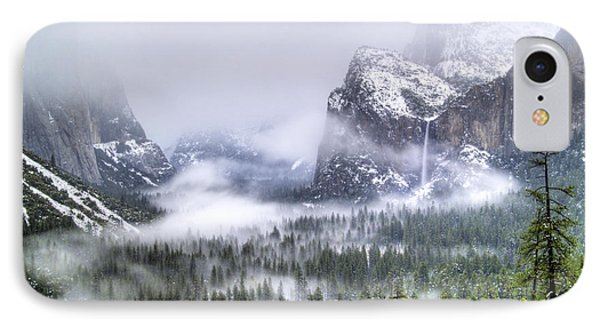 Enchanted Valley IPhone Case by Bill Gallagher