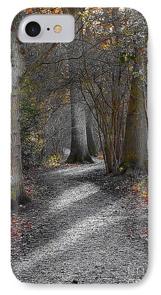 Enchanted Woods Phone Case by Linsey Williams
