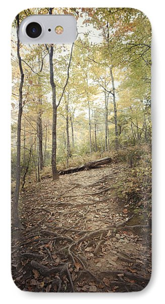 Enchanting Forest IPhone Case by Debbie Karnes