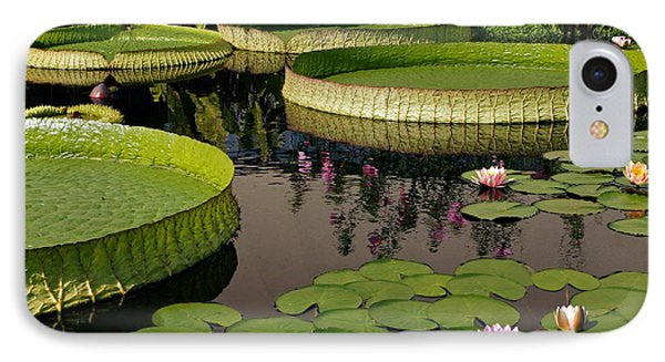 Enchanting Water Garden Phone Case by Byron Varvarigos