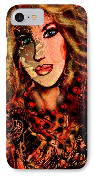 Enchanting Woman Phone Case by Natalie Holland