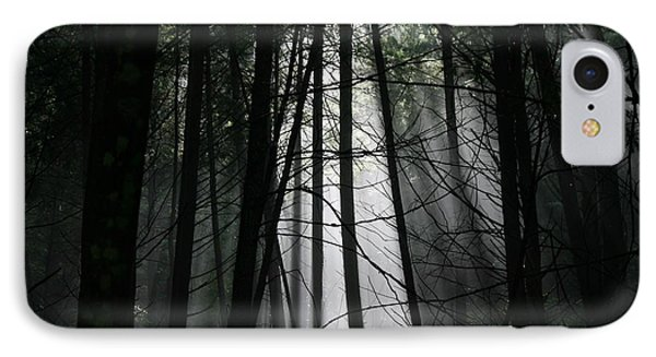 Encounter Of The Vermont Kind No.2 IPhone Case by Neal Eslinger