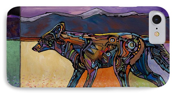 End Of A Long Day IPhone Case by Bob Coonts