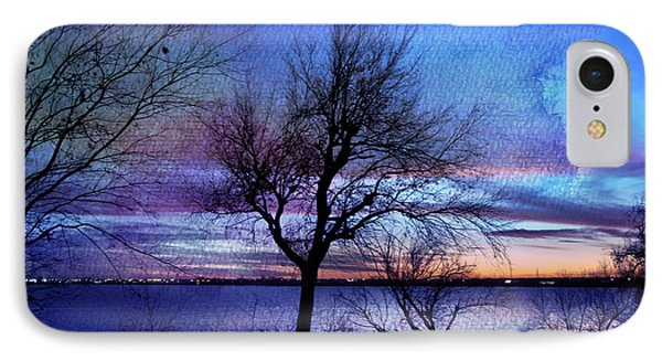 End Of Day Phone Case by Betty LaRue