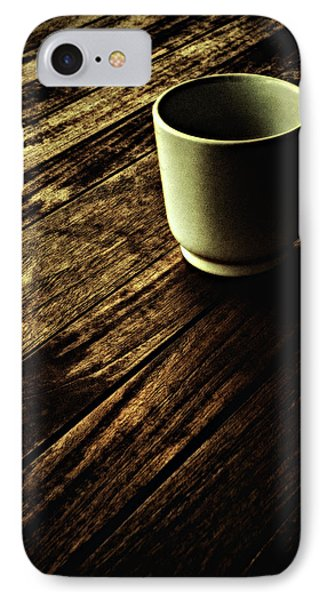 IPhone Case featuring the photograph End Of The Day ... by Chuck Caramella