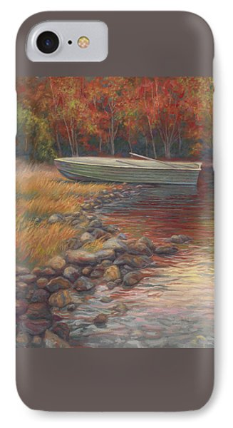 End Of The Day Phone Case by Lucie Bilodeau