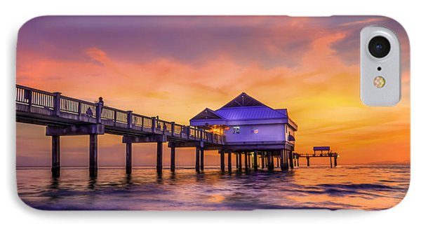 End Of The Day IPhone Case by Marvin Spates