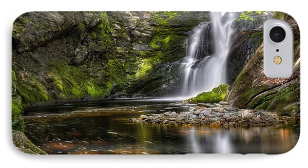 Enders Falls IPhone Case by Bill Wakeley