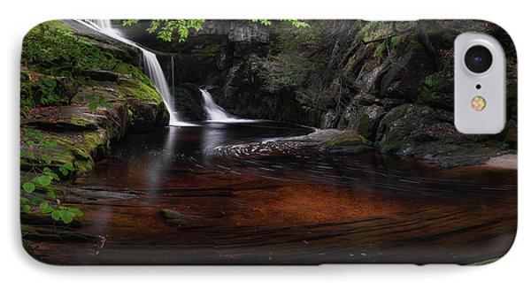 Enders Falls Spring IPhone Case