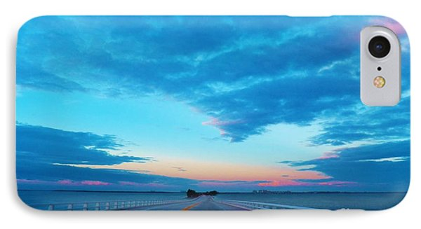 Endless Bridge IPhone Case by Judy Via-Wolff