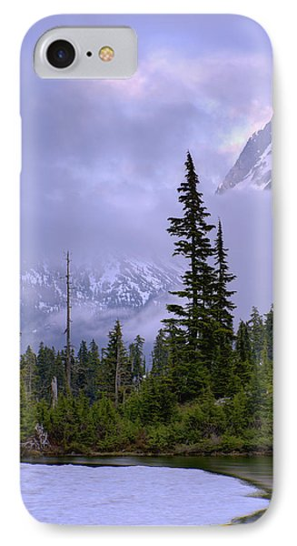 Enduring Winter IPhone Case by Chad Dutson