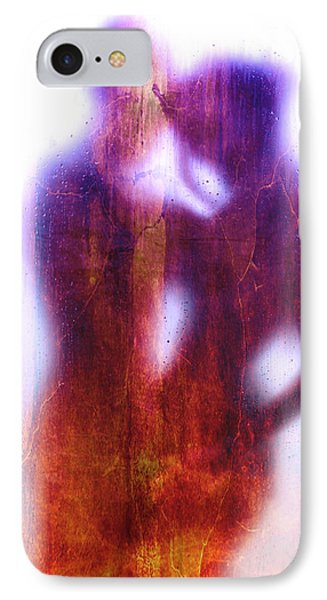 Energy Explosion IPhone Case by Teri Schuster