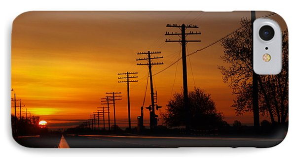 Energy IPhone Case by Tom Druin