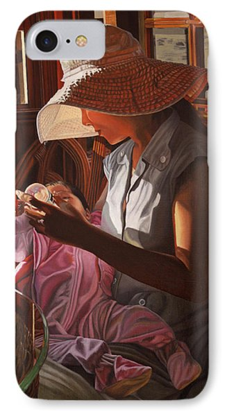 Enfamil At Ha Long Bay Vietnam IPhone Case by Thu Nguyen
