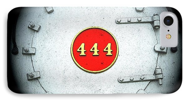 Engine 444 IPhone Case by Kim Pate
