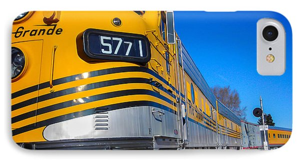 IPhone Case featuring the photograph Engine 5771 by Shannon Harrington