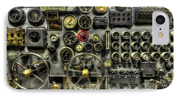Engine Room IPhone Case