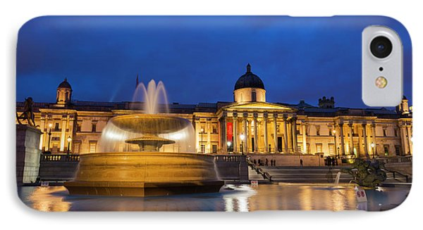 England, London National Gallery IPhone Case