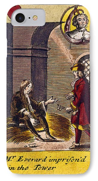 England Popish Plot, 1678 IPhone Case by Granger