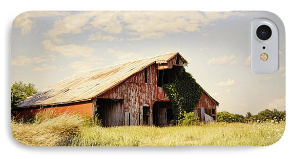 Englewood Barn IPhone Case by Cricket Hackmann