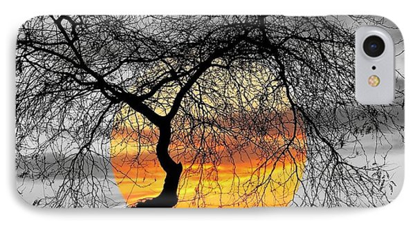 English Bay Sunset IPhone Case by Brian Chase