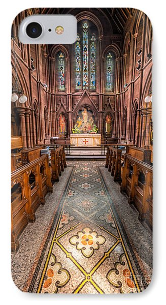 English Church 2 IPhone Case by Adrian Evans