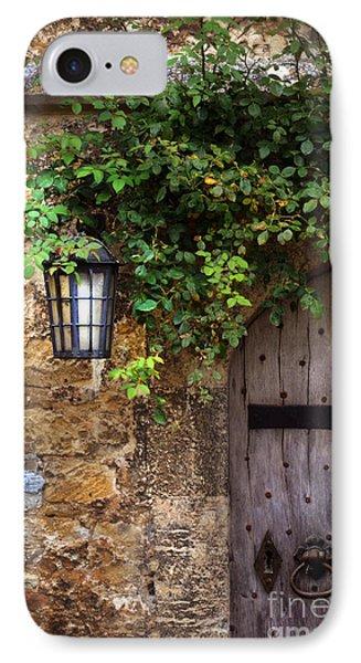 English Door IPhone Case by Jill Battaglia