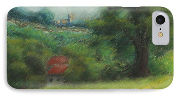 English Summer Landscape  Phone Case by Ewa Hearfield