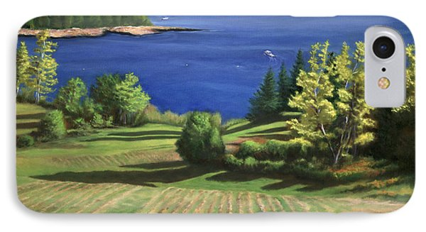Englishmans Bay IPhone Case by Rosemarie Morelli