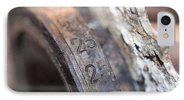 Enigma Rotor IPhone Case