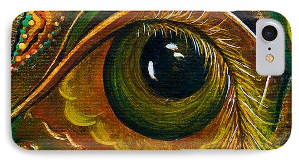 Enigma Spirit Eye IPhone Case