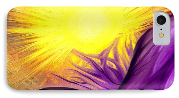 Enlighten IPhone Case by Jennifer Galbraith