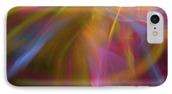 IPhone Case featuring the digital art Enter by Margie Chapman