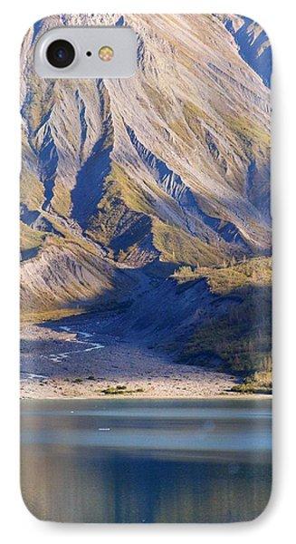 Entering Glacier Bay Alaska IPhone Case