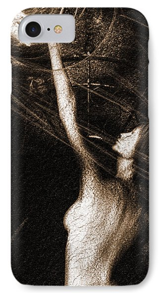 Entities Touch Phone Case by Bob Orsillo