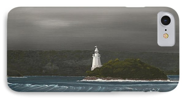 Entrance To Macquarie Harbour - Tasmania IPhone Case by Tim Mullaney