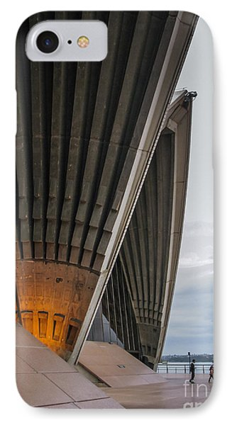 Entrance To Opera House In Sydney IPhone Case by Jola Martysz