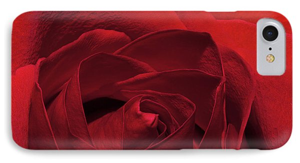 Enveloped In Red IPhone Case