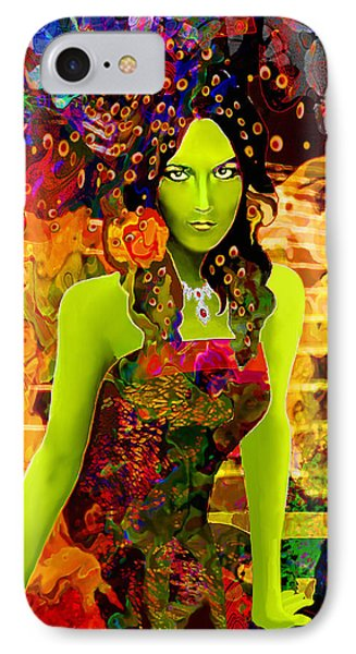 Envy IPhone Case by Jann Paxton