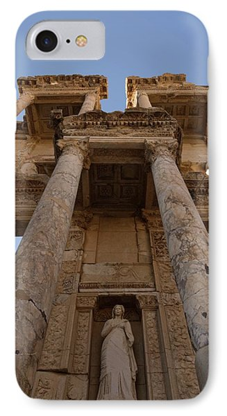 Ephesus Library IPhone Case