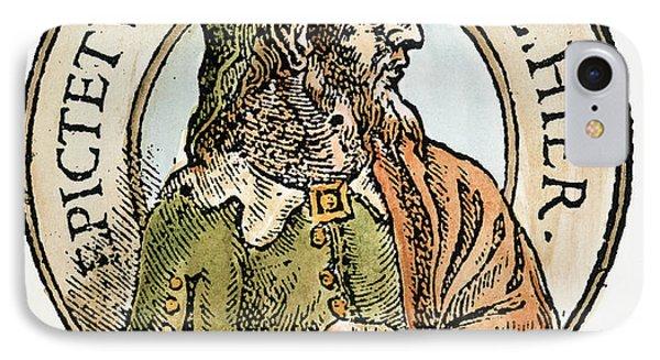 Epictetus Phone Case by Granger