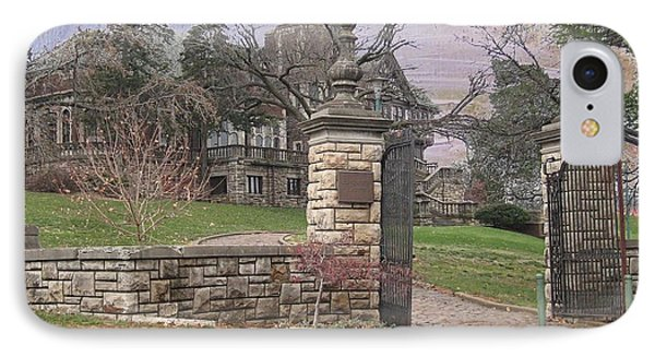 Epperson House House On The Hill IPhone Case