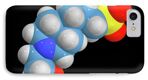 Epps Molecule IPhone Case by Dr Tim Evans