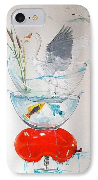 Equilibrium Phone Case by Lazaro Hurtado