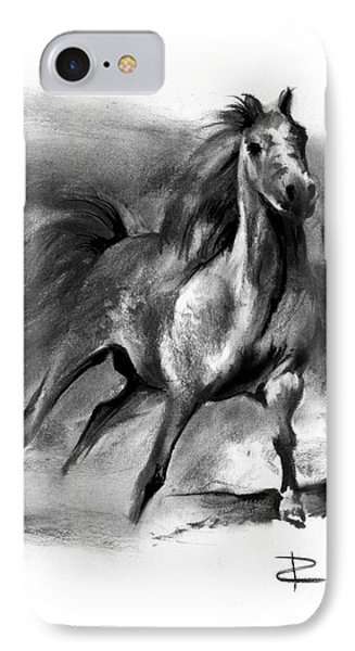 Equine II IPhone Case by Paul Davenport