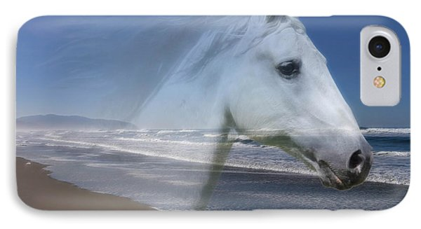 Equine Shores IPhone Case by Athena Mckinzie