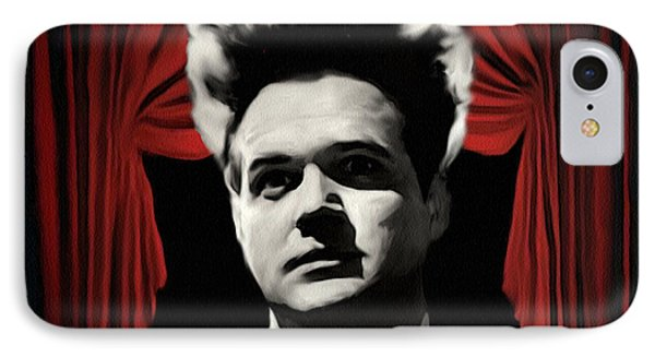 Eraserhead IPhone Case by Jeff DOttavio