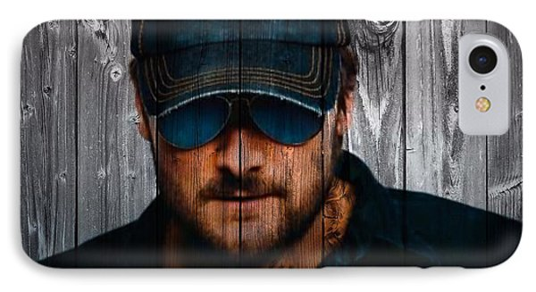 Eric Church IPhone Case by Dan Sproul